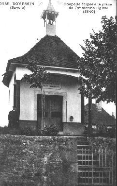 La Chapelle en 1915
