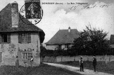 Le Buis en 1908