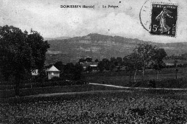 Le Falque en 1910
