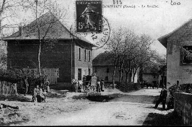 Le Revillet en 1914